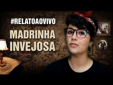 PARENTE É SERPENTE? Madrinha Invejosa! #RelatoAoVivo 201