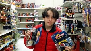 Beyblade Legends Hunting Walmart Richmond Hill Sept 17th 2014