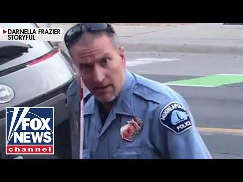 Former Minneapolis Officer Derek Chauvin Arrested
