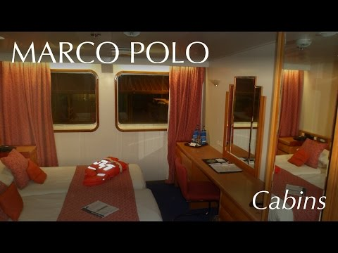Cruise & Maritime Voyages - Marco Polo Cabins