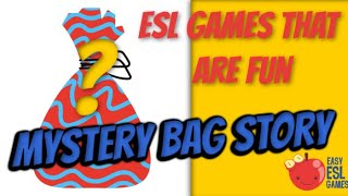 Mystery Bag Story Time Story Chain