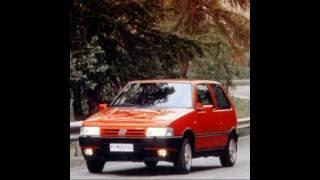 Fiat Uno 1983-2016