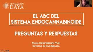 Respuestas Charla El ABC del Sistema Endocanabinoide