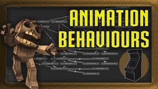 Animation Behaviours - Unity 5