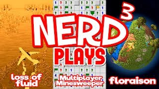 Nerd³ Plays... Three Free Games - Fly Mine Grass