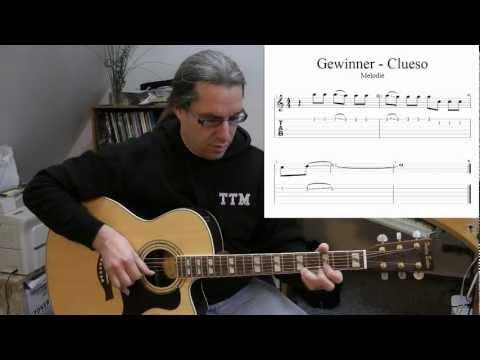 Gitarre spielen lernen - Gewinner von Clueso?