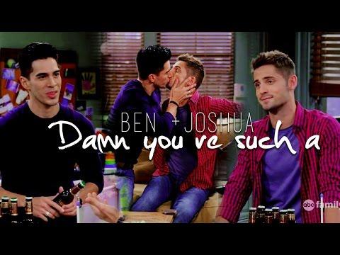 Ben + Joshua {{ i'm gay like she's dead }} | Baby Daddy 4x06- HD