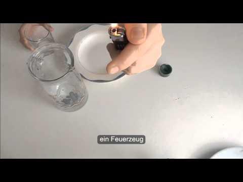 3 experimente zum nachmachen youtube. Black Bedroom Furniture Sets. Home Design Ideas
