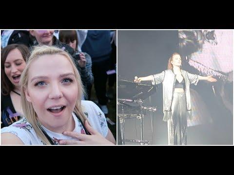 VLOG | Jess Glynne Live in Llanelli