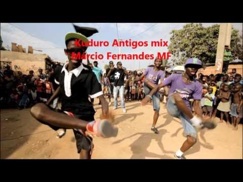 kuduro Antigos mix Márcio Fernandes MF 2017
