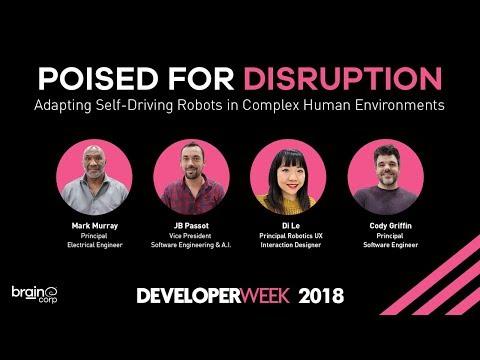 Developer Week Panel 2018