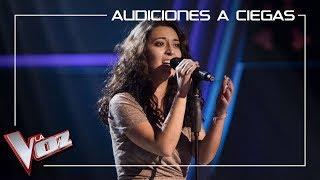 Susana-Montaña-canta-I-surrender-Audiciones-a-ciegas-La-Voz-Antena-3-2019