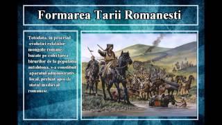 Lectia de istorie 4 - Formarea Tarii Romanesti