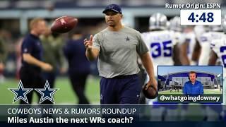 Dallas Cowboys Rumors: Latest On Paul Alexander, Brice Butler, Miles Austin, And Jonathan Cooper