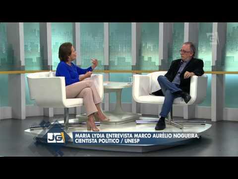 Maria Lydia entrevista Marco Aurélio Nogueira, cientista político/Unesp