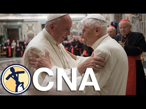 Benedict XVI celebrates 65 years as a priest