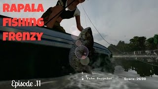Rapala Fishing Frenzy/ Easy Cup Master pt11