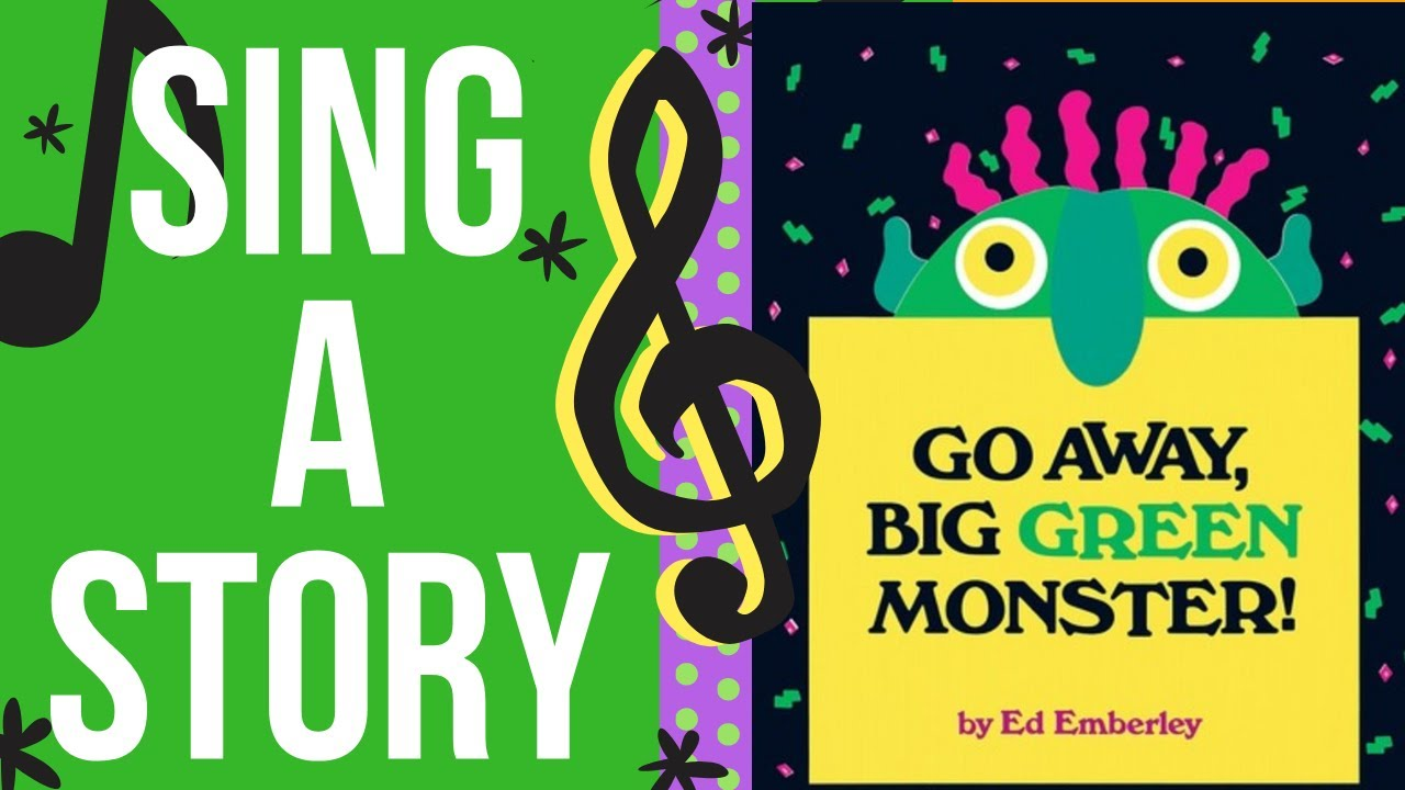 Download Go Away Big Green Monster   Sing Along   Halloween Song for Kids