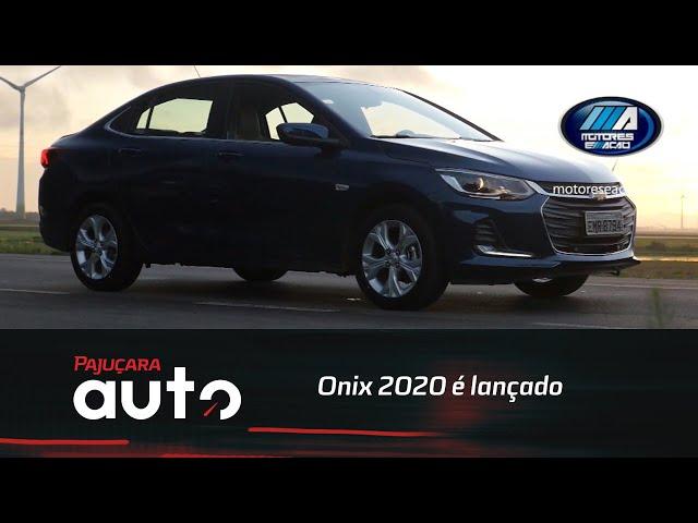 Onix 2020 é lançado com visual renovado