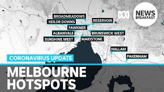 Coronavirus wrap 30 June - Melbourne moves closer to local lockdowns