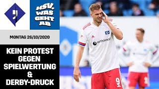 Erst das gerücht, dann die klarstellung: würzburger kickers werden keinen einspruch gegen spielwertung vom samstag einlegen. außerdem: der hsv starte...
