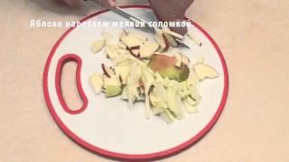 САЛАТ С ПЕКИНСКОЙ КАПУСТОЙ Простые салаты на каждый день