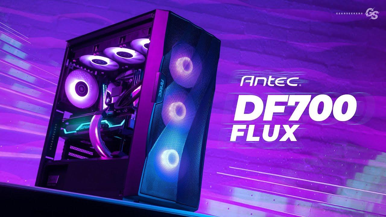 Download $75 BUDGET Mesh + RGB Bang for BUCK! Antec DF700 FLUX