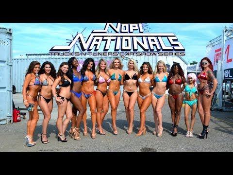 Myrtle beach bikini contest