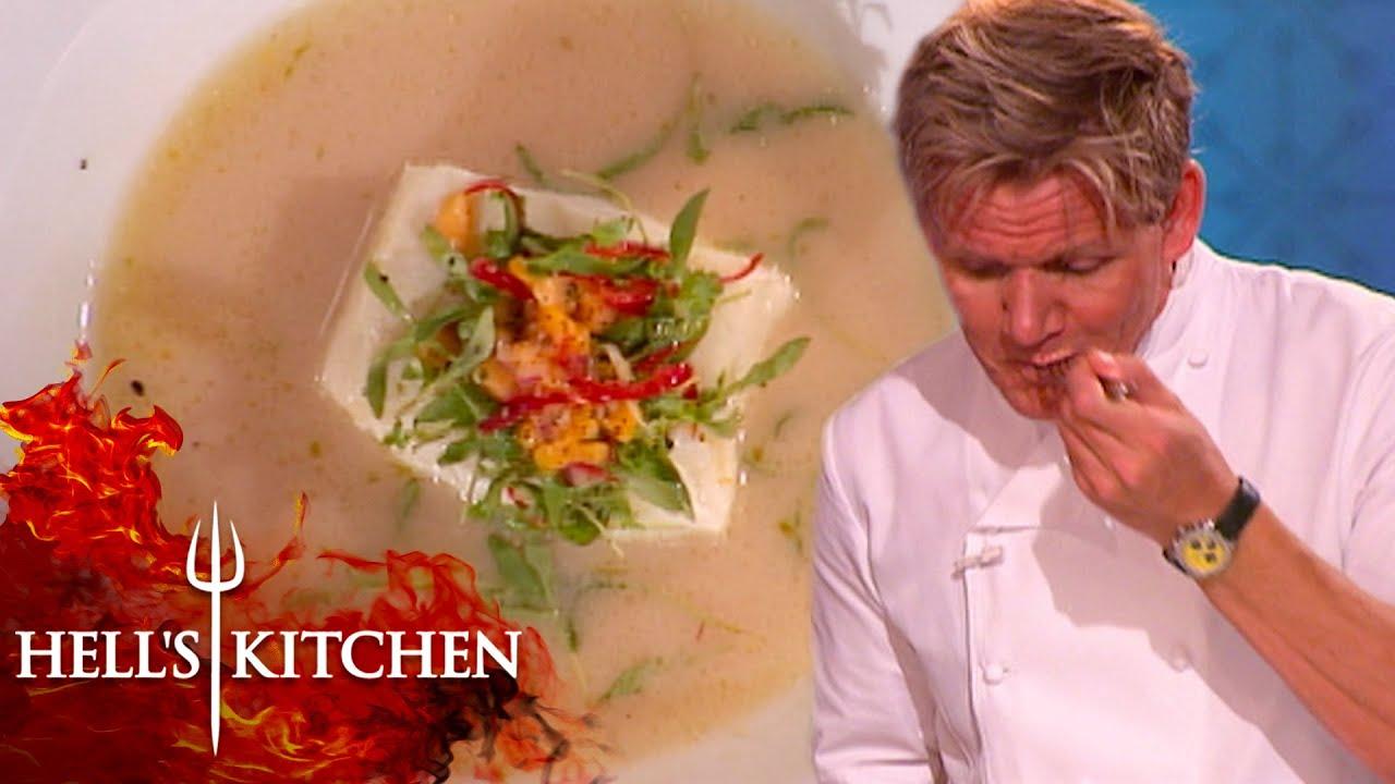 Ja'Nel's Dish Stuns The Judges | Hell's Kitchen
