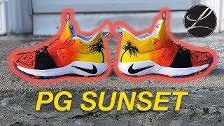 CUSTOM SUNSET PG2'S - FULL TIMELAPSE