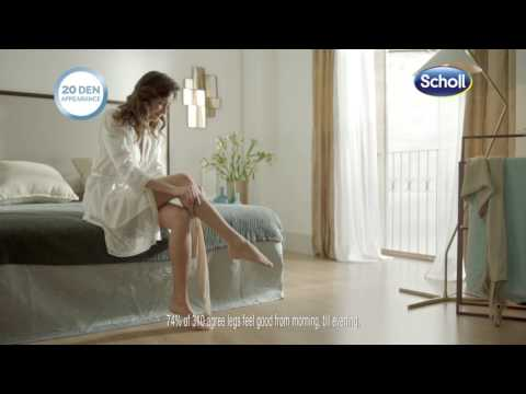 Scholl Light Legs Tights – 20 Denier