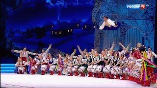 """Украинский танец """"Гопак"""". Балет Игоря Моисеева"""