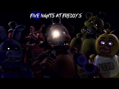 FOXY ALMOST BROKE MY GAME   Unreal Shift at Freddy's REBORN