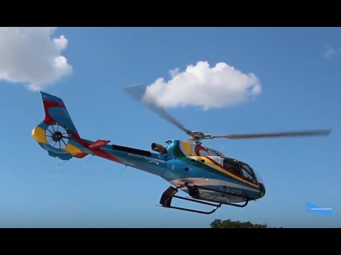 Niagara Helicopters Limited - Airbus Helicopters H130 / EC130T2 C-GTZQ & Niagara Cruises Hornblower