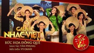 Bức Họa Đồng Quê - Vy Oanh | Gala Nhạc Việt 1 - Nhạc Hội Tết Việt (Official)