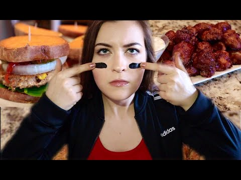 3 Healthy SUPERBOWL Snacks You Need For Game Day
