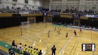 2019年IH ハンドボール 男子 2回戦 興南(沖縄)VS 北陸(福井)