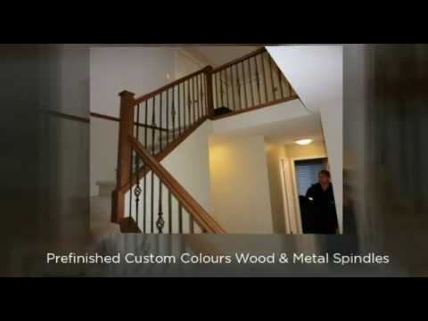Stair Railings Vancouver | 604 323 6419   YouTube
