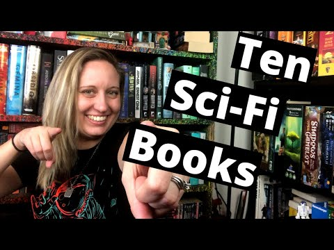 Ten Sci-Fi Book Recommendations
