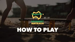 How to play Roundnet (Spikeball)