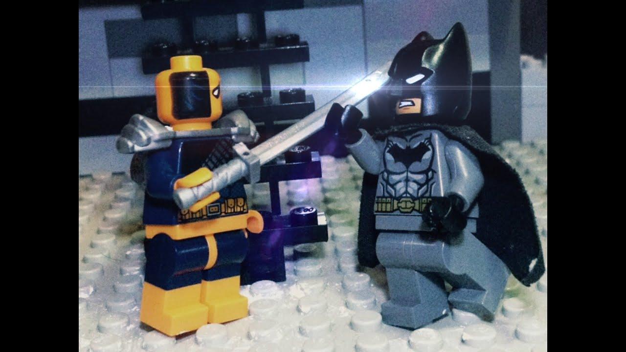 Lego Batman vs Deathst...