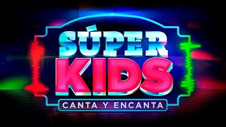 No te pierdas el nuevo programa de Latina, Súper Kids, canta y encanta