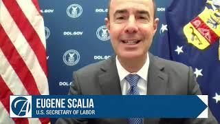 Secretary of Labor Eugene Scalia at the ALEC 2020 Annual Meeting