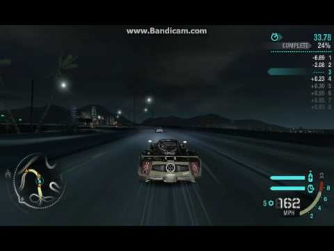 NFS Carbon: Real Pagani Zonda F Sound | Need For Speed Theories