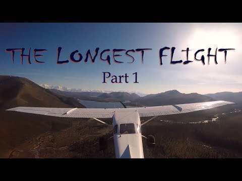 THE LONGEST FLIGHT - Urban Rahoi world record longest flying pilot