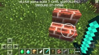 Minecraft pe  pocket edition  mod yukleme -BLOKLUNCHER