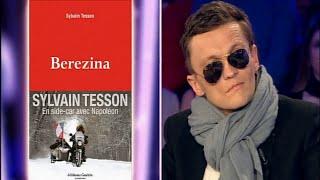 Sylvain Tesson - On n'est pas couché 7 février 2015 #ONPC