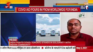 Mid Day Prime: Covid aid pours in from worldwide to India