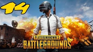 The FGN Crew Plays: PlayerUnknown's Battlegrounds #14 - Should Have Stayed Inside (PC)