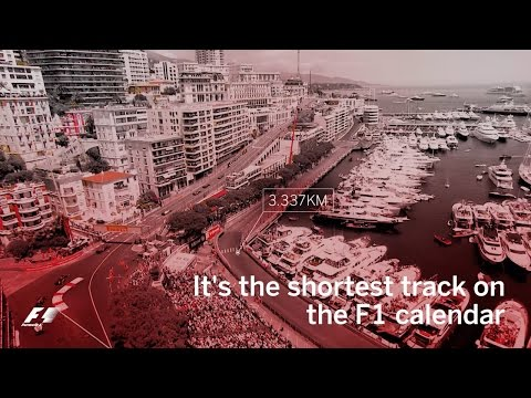 2017 Monaco Grand Prix: F1 Fast Facts